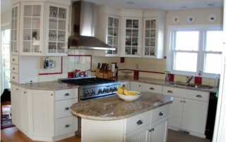 redone kitchen ri