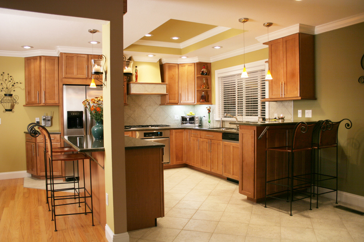 Transitional Kitchen: Is It The Design You Need? 2